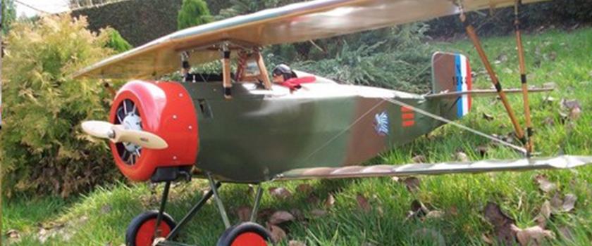 Le Nieuport 17, un avion de légende